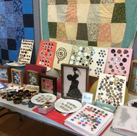 Buttons Quilts by our members