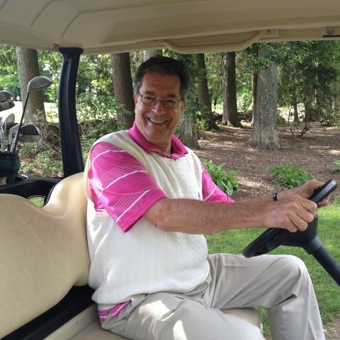 Elmwood Hall Golf Club Steve