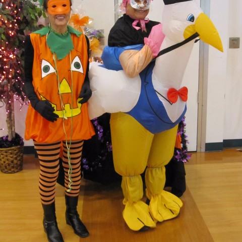 Halloween at Elmwood Hall