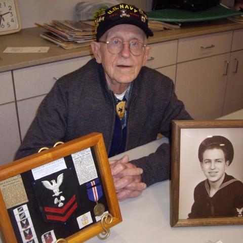 Honoring Our Veterans Founder