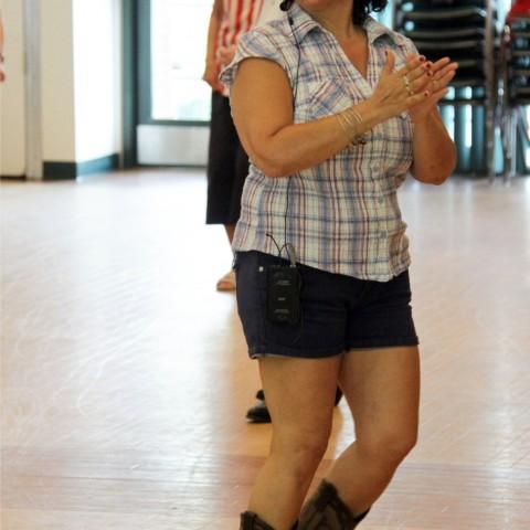 Jill Weiss Line Dance Instructor