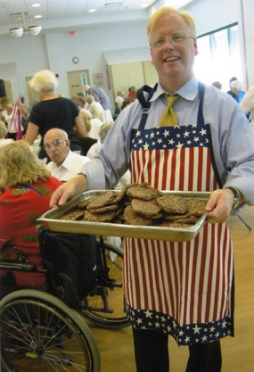 Mayor Mark Boughton BBQ Fundraiser