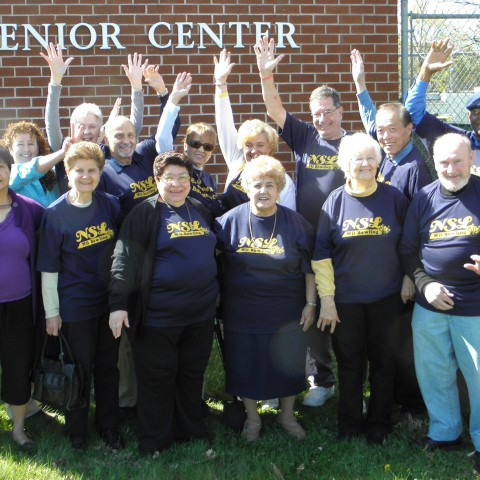 Wii Bowling Team at Elmwood Hall