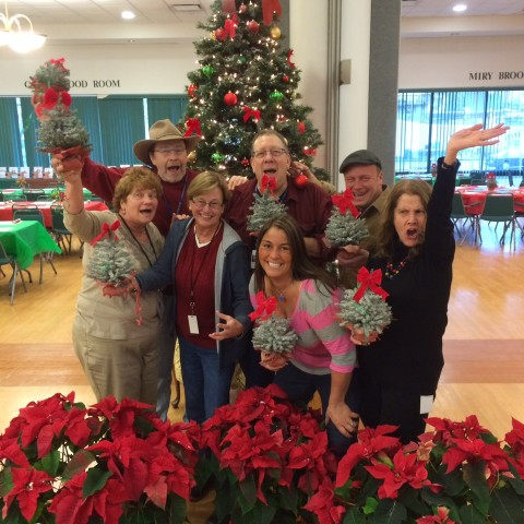 Elmwood Hall Holiday Party