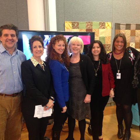 Danbury Seniors Website Launch Event