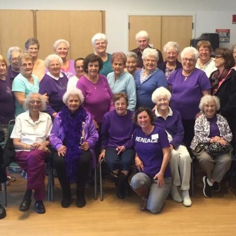 Alzheimer's Association Bingo!