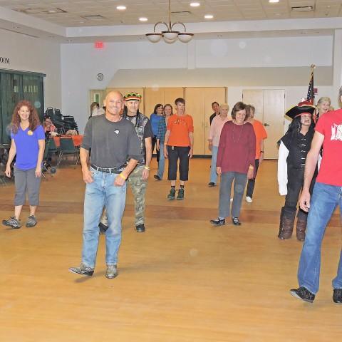 Line Dance Spooktacular Fund-Raiser