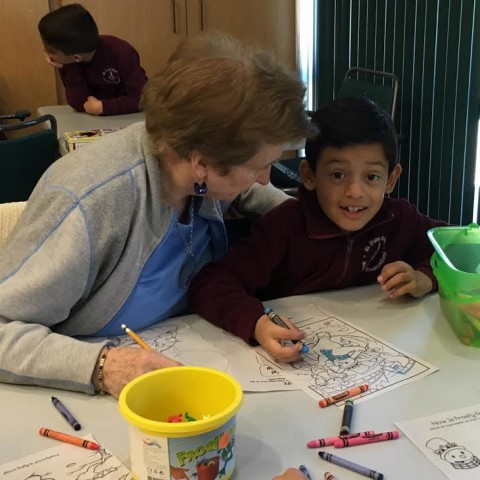 Puzzles and Games with St. Peter's School 2015