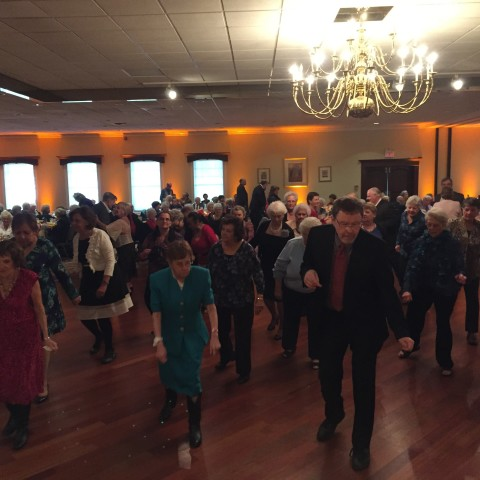 Dancing the Afternoon Away at the Fall Festival 2015
