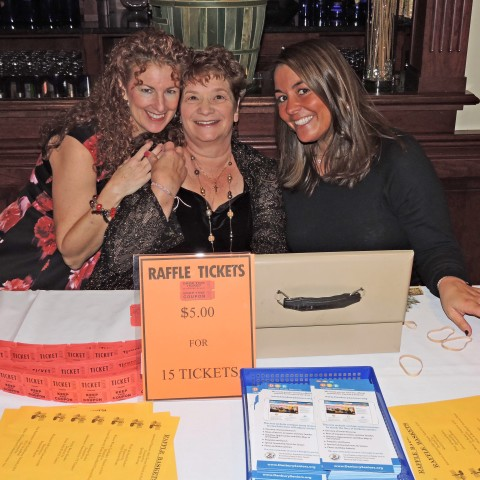 Get your tickets! Raffle Tickets sold here! Fall Festival 2015