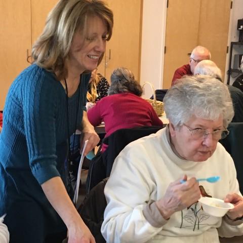 Laurel Ridge Health Care sponsors Soup Tasting Event at Elmwood Hall