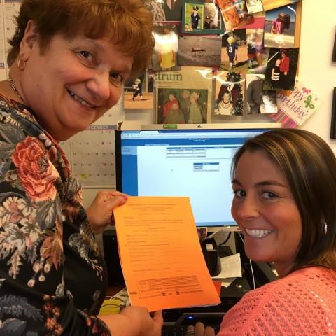 First Rent Rebate Application of 2015 Program Year
