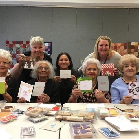 Stamping and Card Making