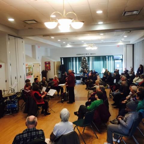 Danbury Music Center: The Ambassadors