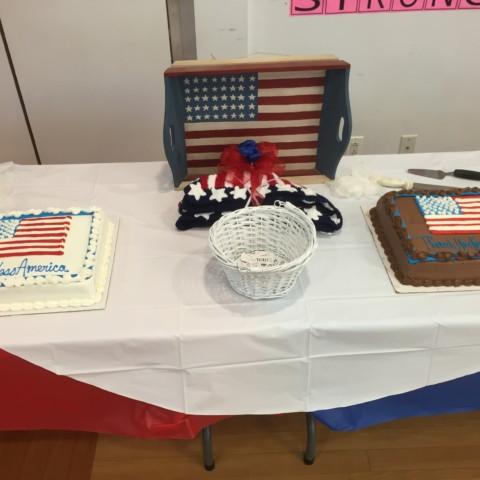 Veteran's Day Dessert