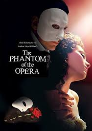 Elmwood Hall presents: Afternoon at the Movies: The Phantom of the Opera @ Elmwood Hall - Danbury Senior Center | Danbury | Connecticut | United States
