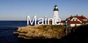 Trip to Maine!