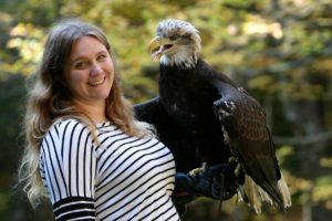 Christine's Critters: An Educational and Interactive Presentation with Live Birds of Prey and Reptiles @ Elmwood Hall | Danbury | Connecticut | United States