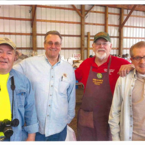 Woodcarvers Conference: Making the Rounds