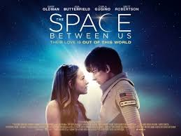 Afternoon at the Movies: The Space Between Us @ Elmwood Hall - Danbury Senior Center | Danbury | Connecticut | United States